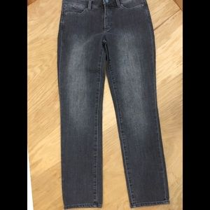 Nwt Talbots  slim ankle grey jeans make offers